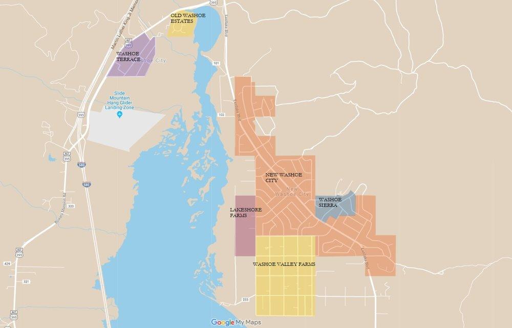 new washoe city