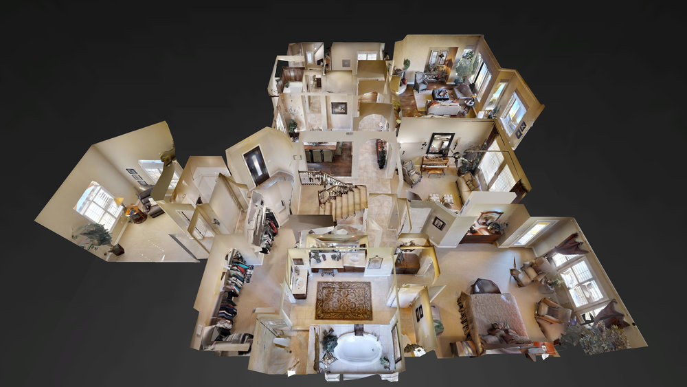 3D Virtual Tours - And Ken and Alicia pay for it!