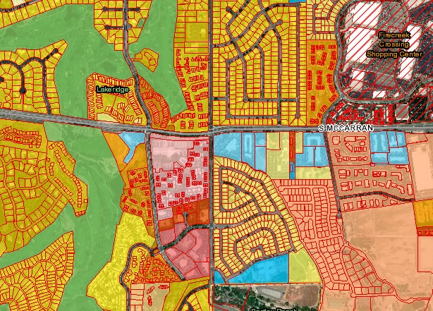 Sound knowledge of city and county zoning -