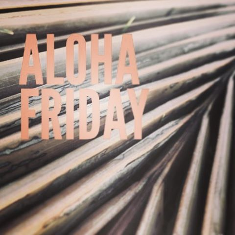 You've almost made it and we have the perfect reward for you this #weekend. Stay tuned. #bluehawaiilifestyle #livealoha #friday #surprise  @uncleclays