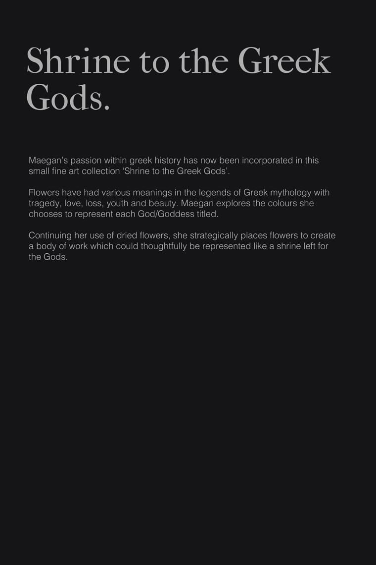 Shrine to the Greek Gods Intro