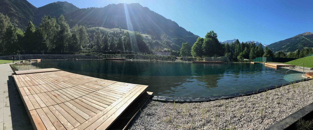 Großer See Alpentherme