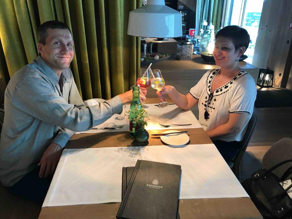 #Restaurant Grenadier. #aperitiv.jpg