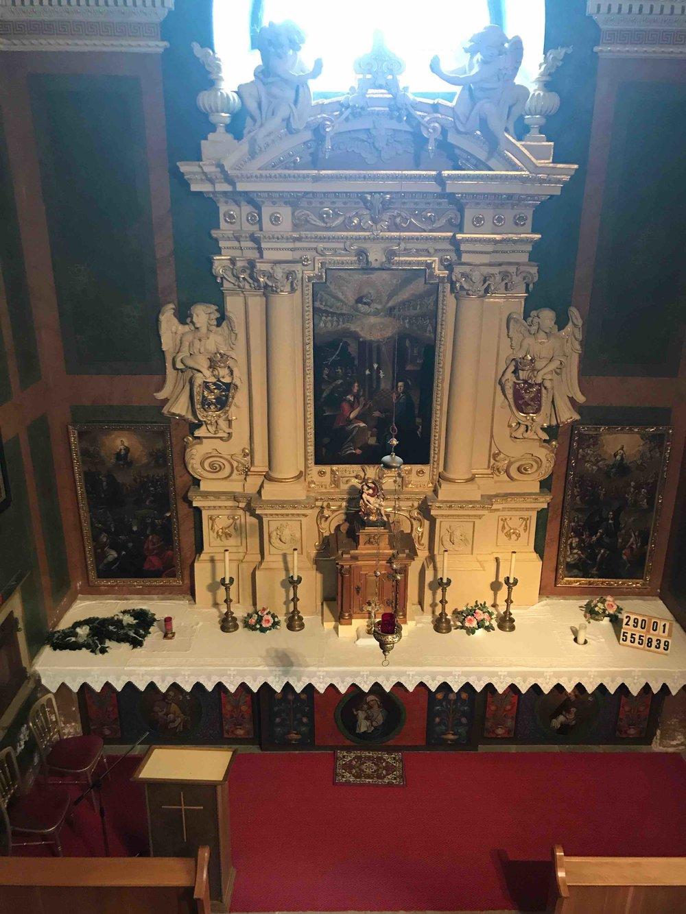 #SchlossForchtenstein #esterhazy #führung #kapelle.jpg