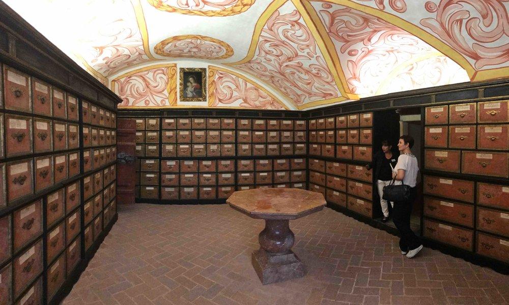 #SchlossForchtenstein #esterhazy #schatzkammer.jpg