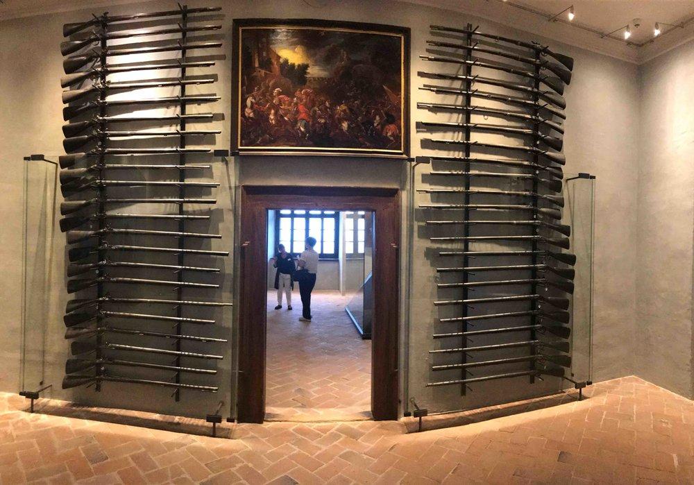 #SchlossForchtenstein #esterhazy #waffensammlung.jpg