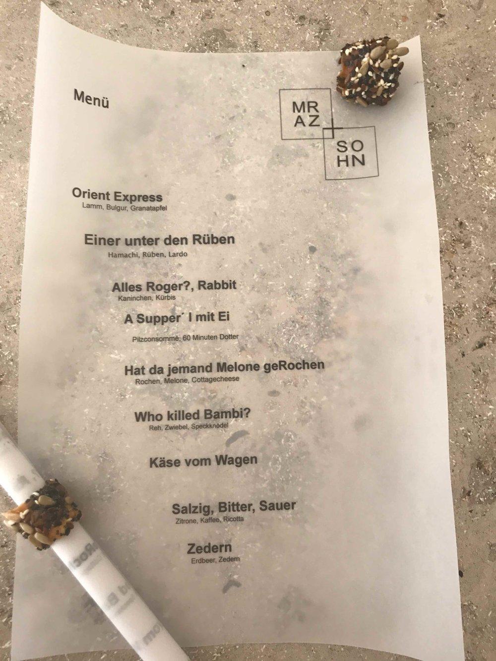 #mrazundsohn #menu #kulinarischges #sternegastronomie #wien #disawistories.jpg
