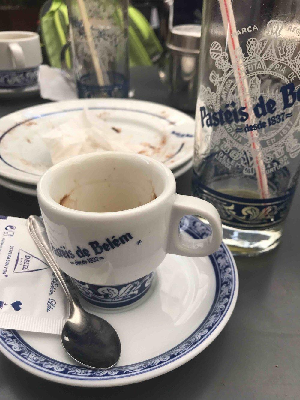 #lissabon #disawistories #pasteisdebelem #caffee.jpg