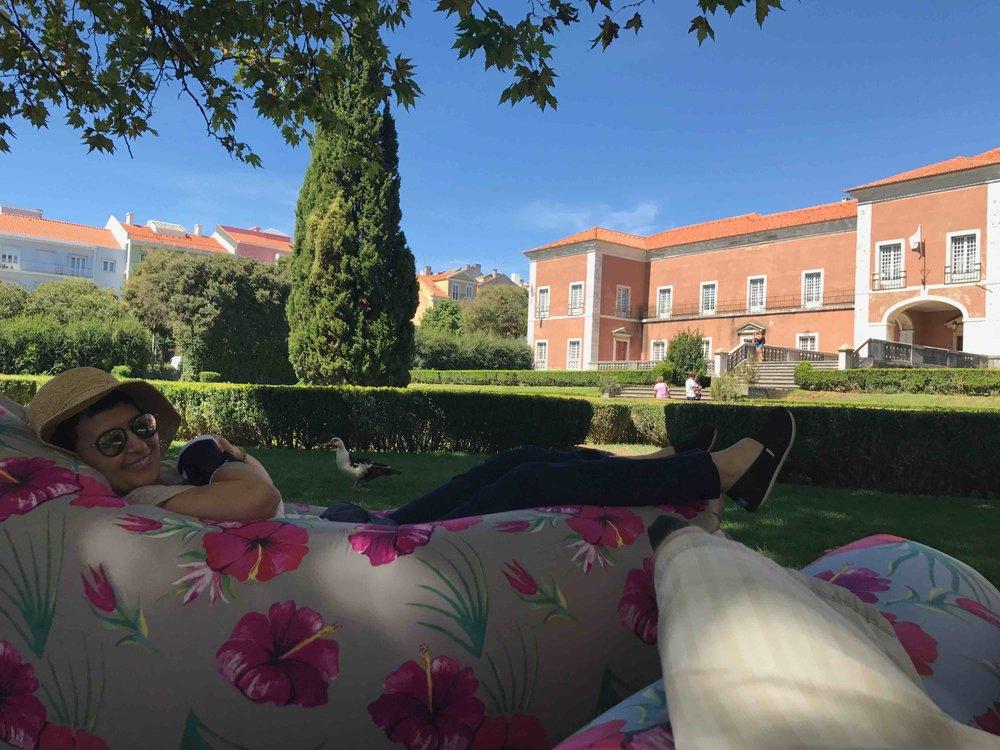 #lissabon #disawistories #jardimbotanicotropical #lamzac #relax.jpg