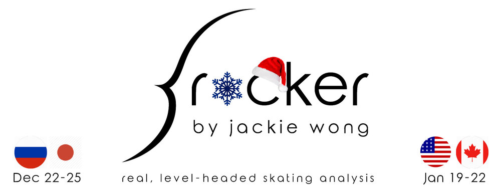 Rocker - Figure Skating Analysis by Jackie Wong