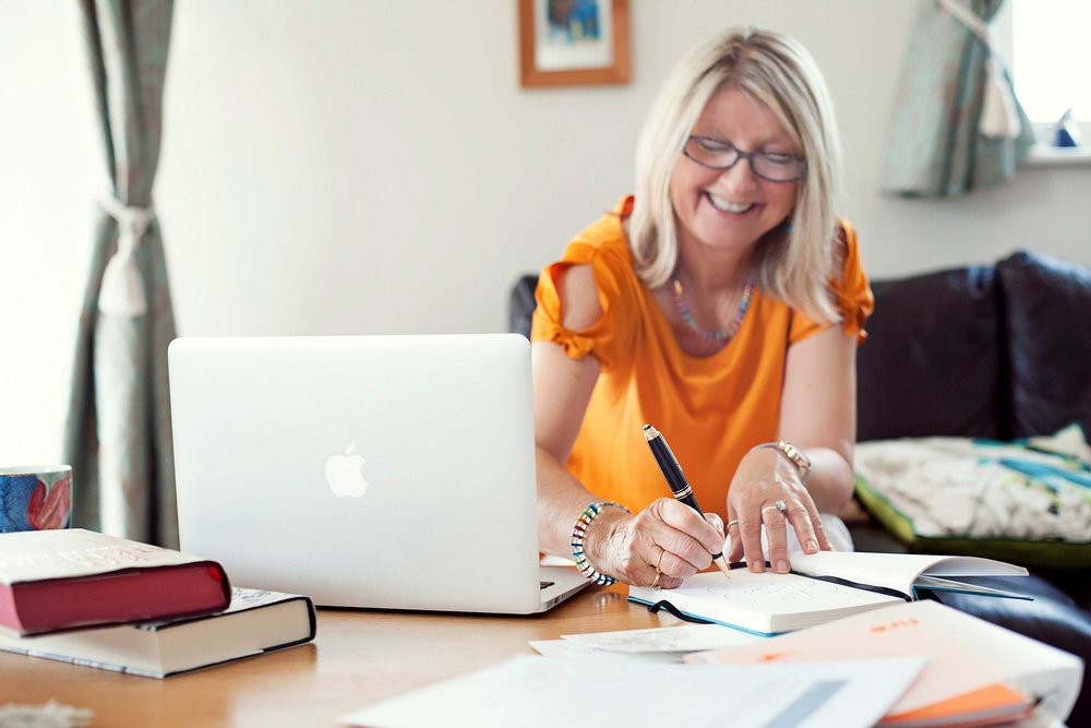 Brand Photography in Bristol for Becky Kilsby, Visuable