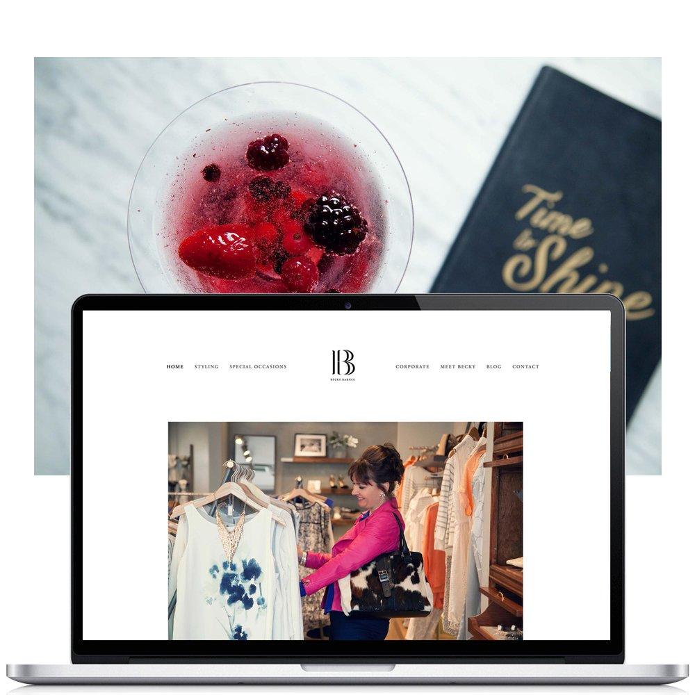 becky-barnes-website-design-bristol