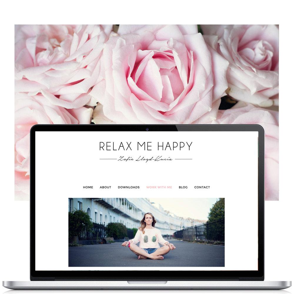 example of website graphic designer in london