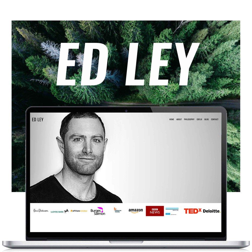 personal brand website in london