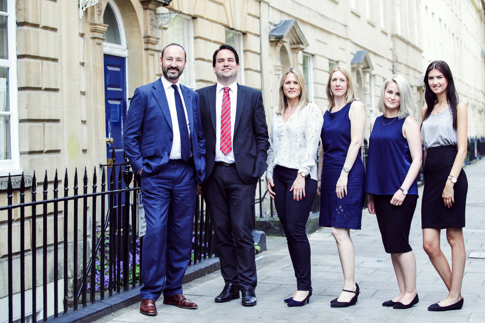 Professional Brand Photography in Bristol for Anderson Financial by Visuable