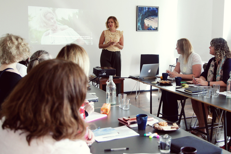 Lidia Drzewiecka creative director visuable