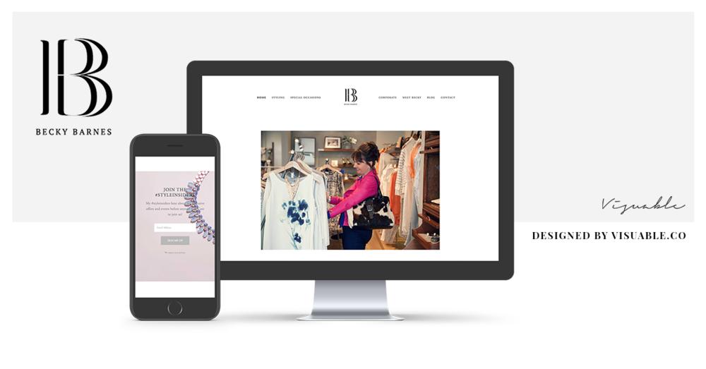example of website design in london
