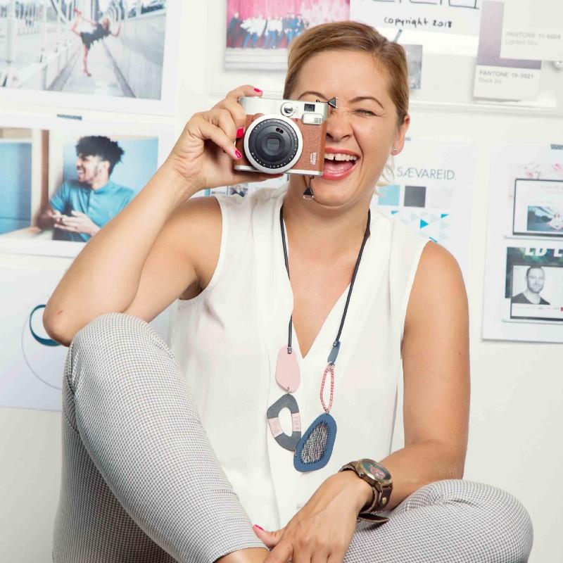 brand photographer in Bristol Lidia Drzewiecka
