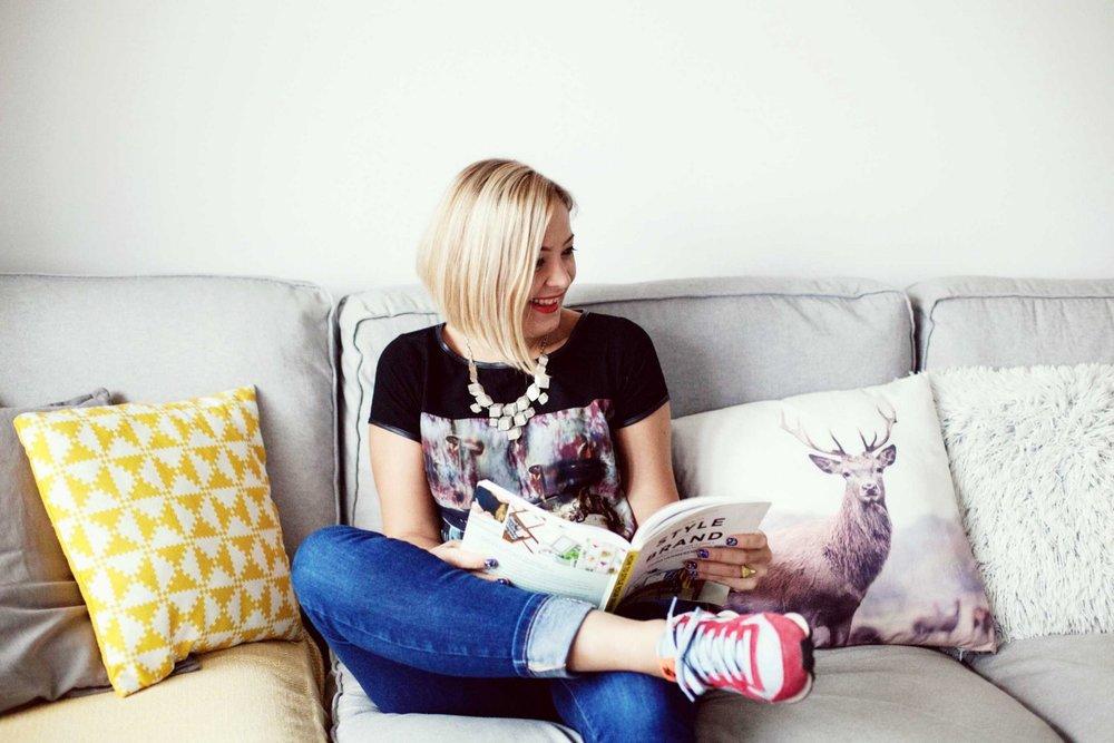 Lidia Drzewiecka, Creative Director at Visuable