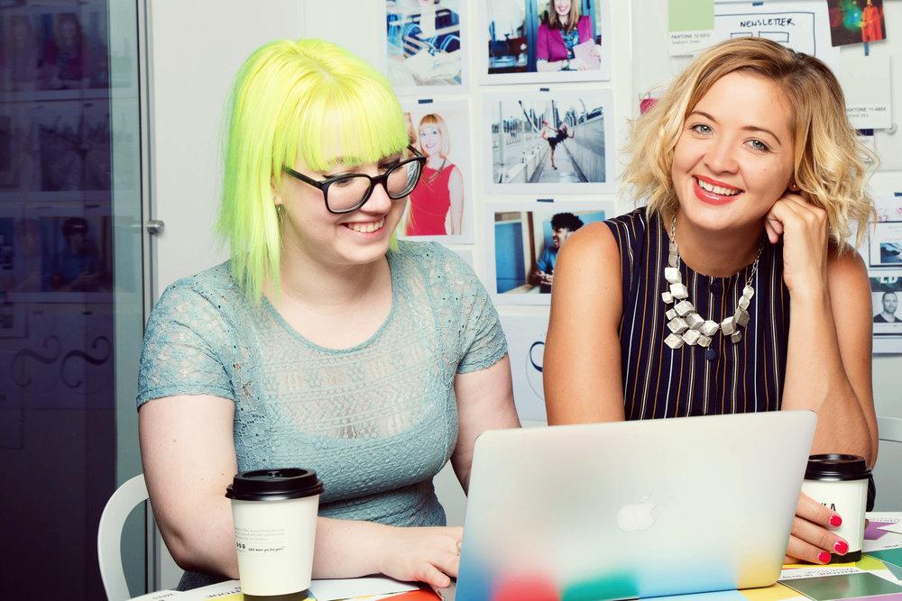 creating personal branding content