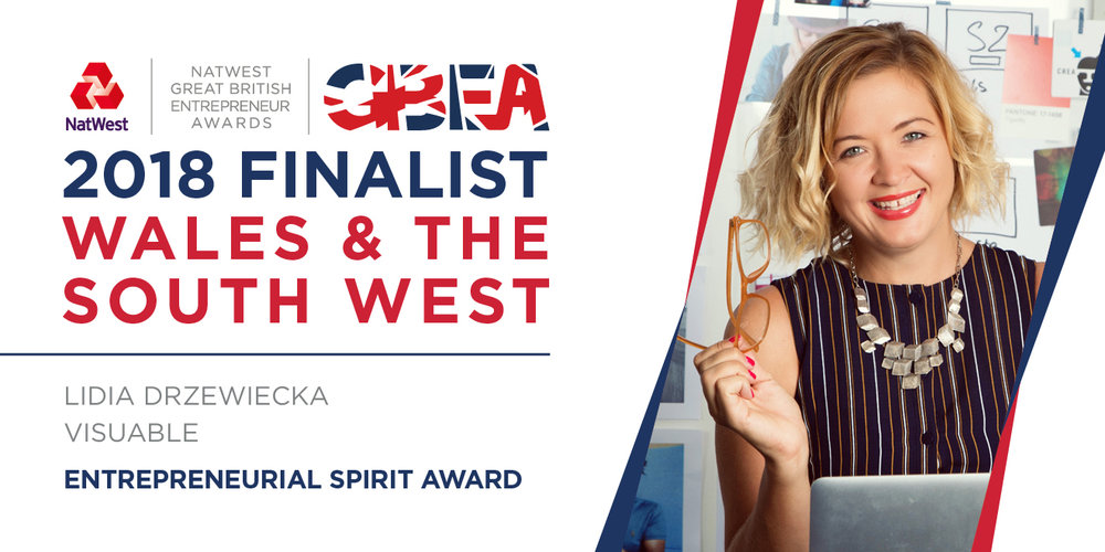 finalist entrepreneurial spirit award 2018 wales and south west