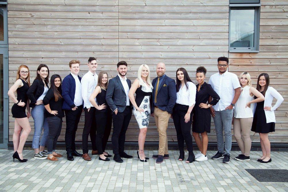 Strategic brand consultancy in London