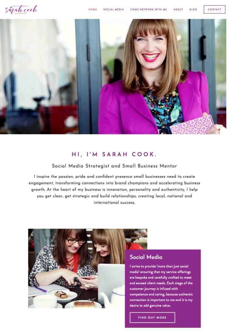 best-personal-website-designs-london