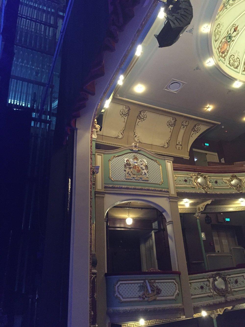The Royal Theatre in Hobart, Tasmania