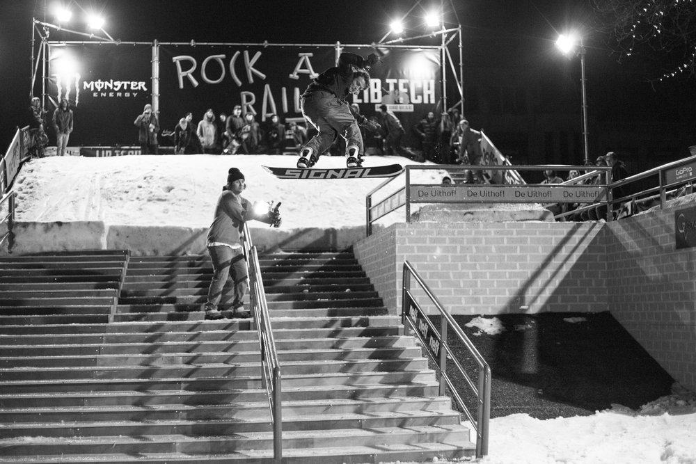 Kas Lemmens @ Rock a Rail 2014
