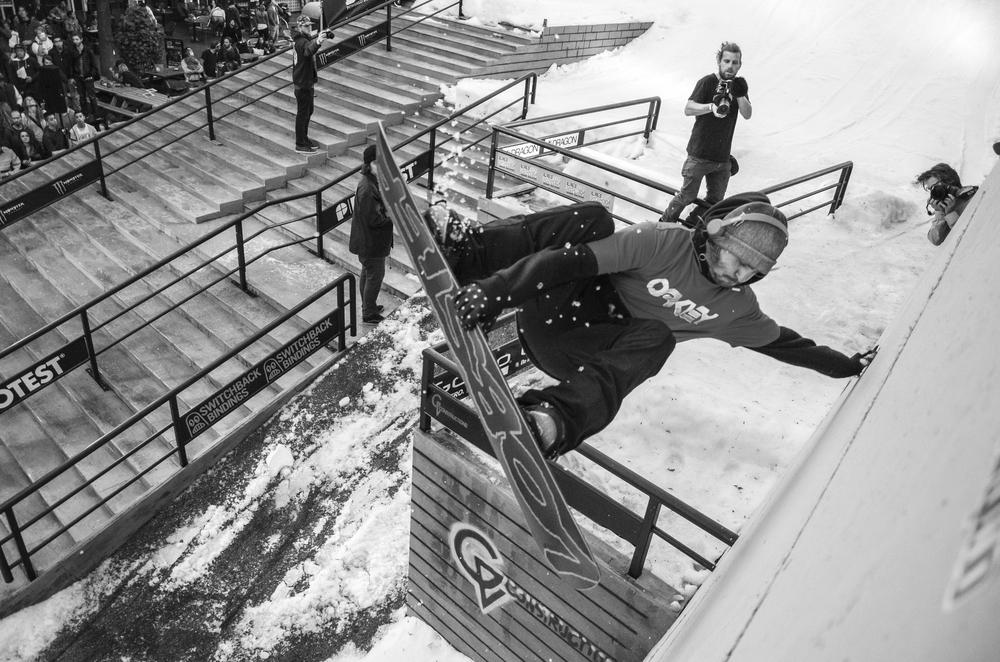 Eiki Helgason @ Rock a Rail 2013