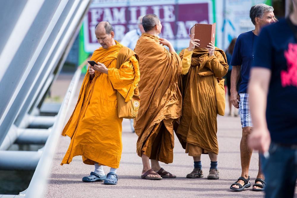 Monks & Technology