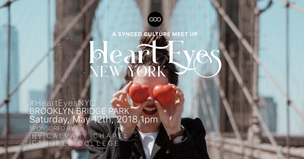 Heart Eyes NYC