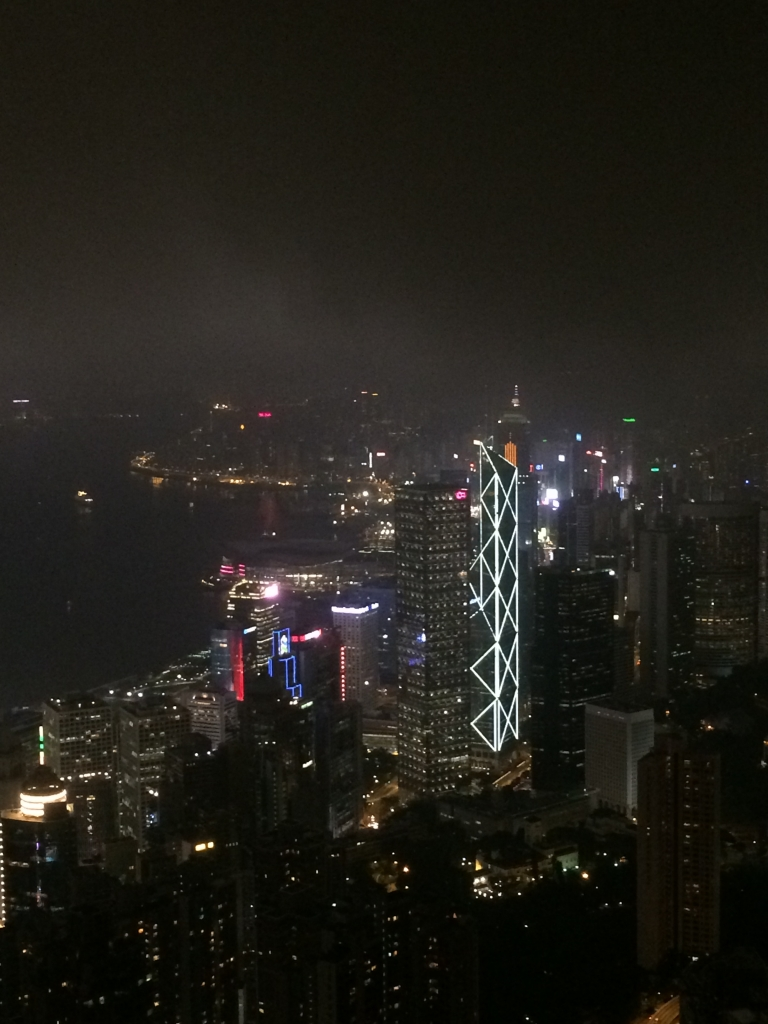 Hong Kong Nighscape!
