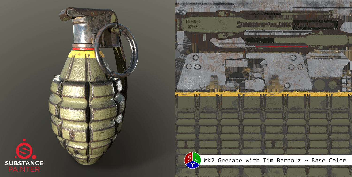 MK2 Grenade with Tim Bergholz — 0-1 Space