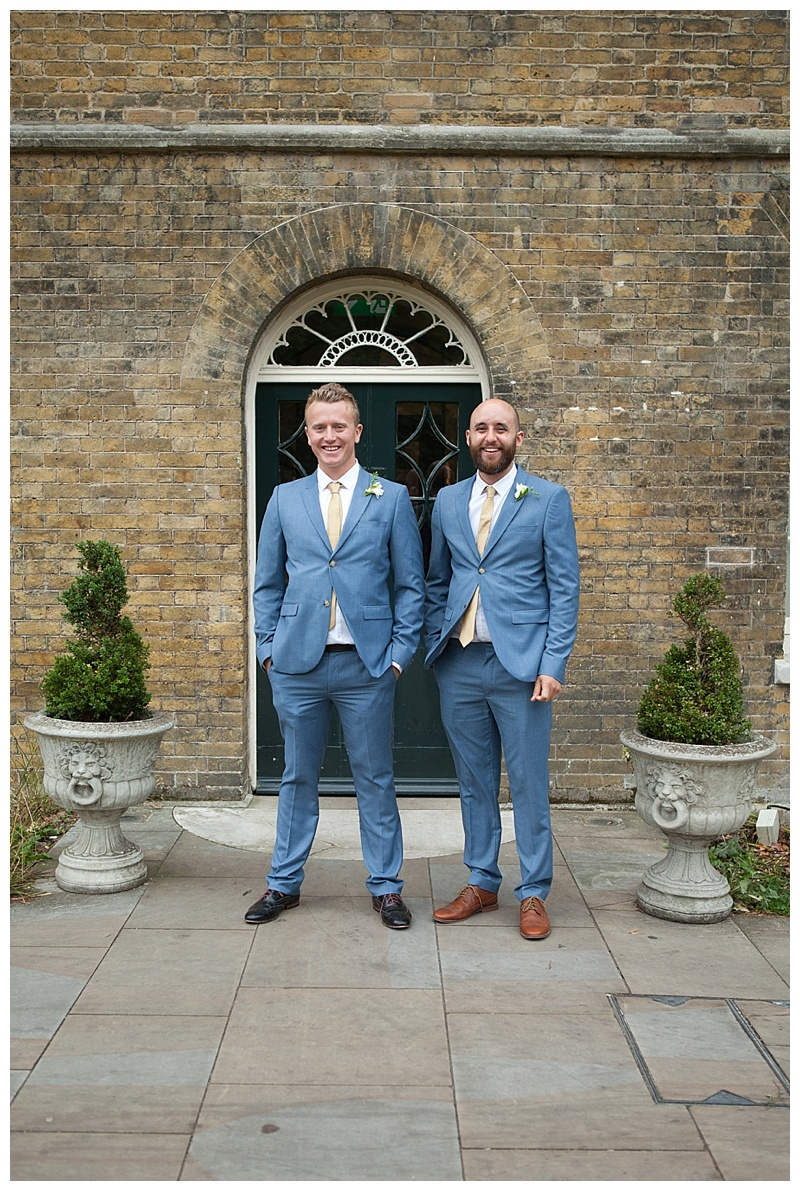 Becs and Tom\'s Clissold House Wedding — Weddings by Helen