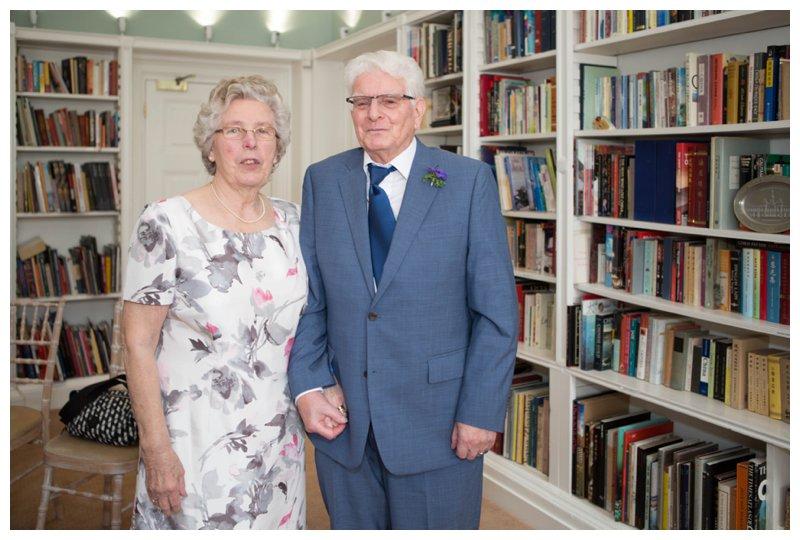 Sir Peter Wakefield Room Asia House Wedding