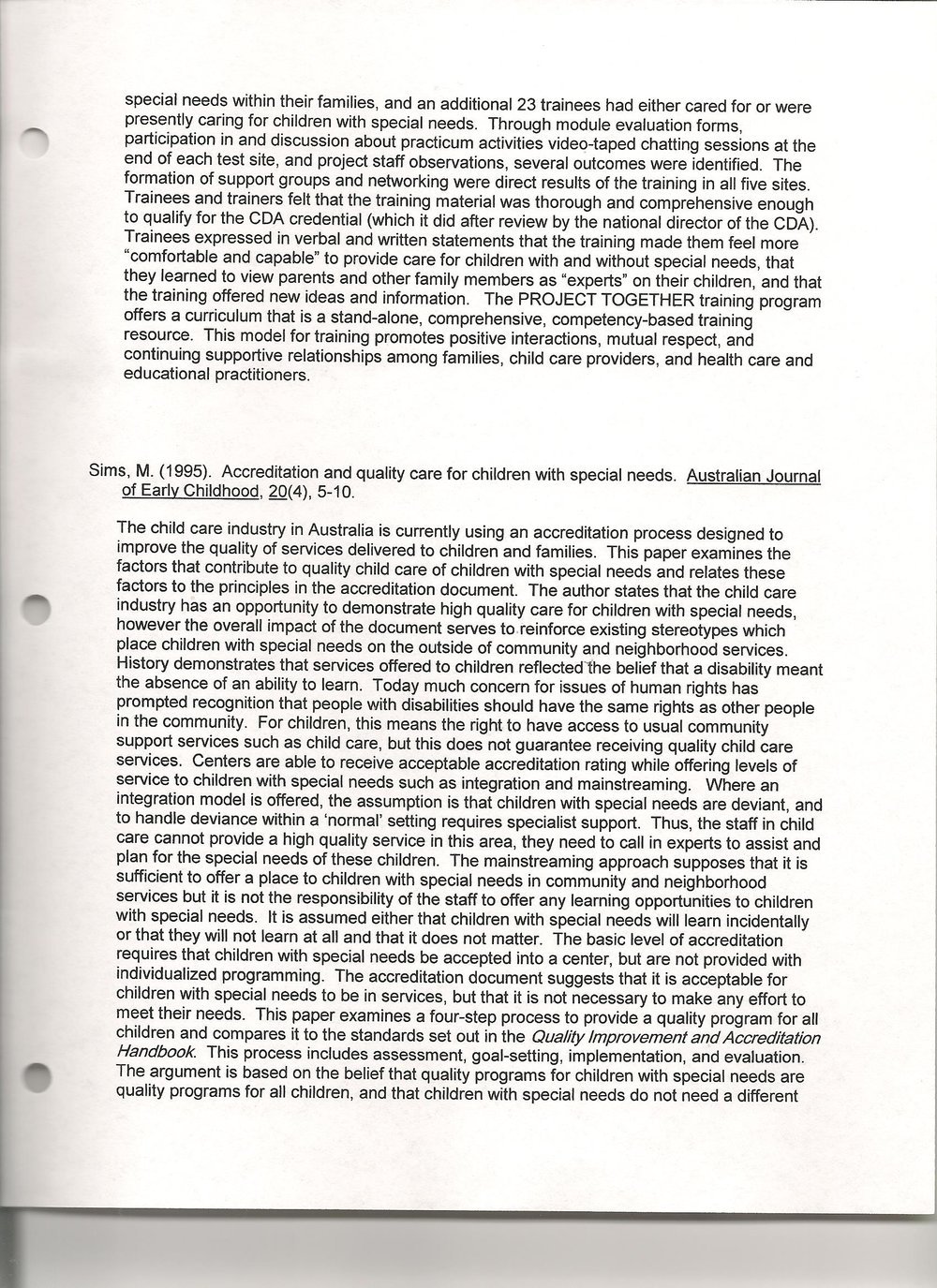 Preparing An Annotated Bibliography   Psychology   LibGuides at     Pinterest MAL Annotated Bibliography for Tunisia  pdf    National Council on