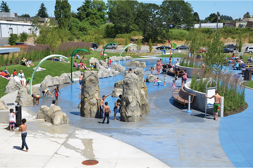 July Water Parks & Splash Pads    -Festivals -Ampitheaters -Preserves & Nature Centers -Municipal Golf Courses