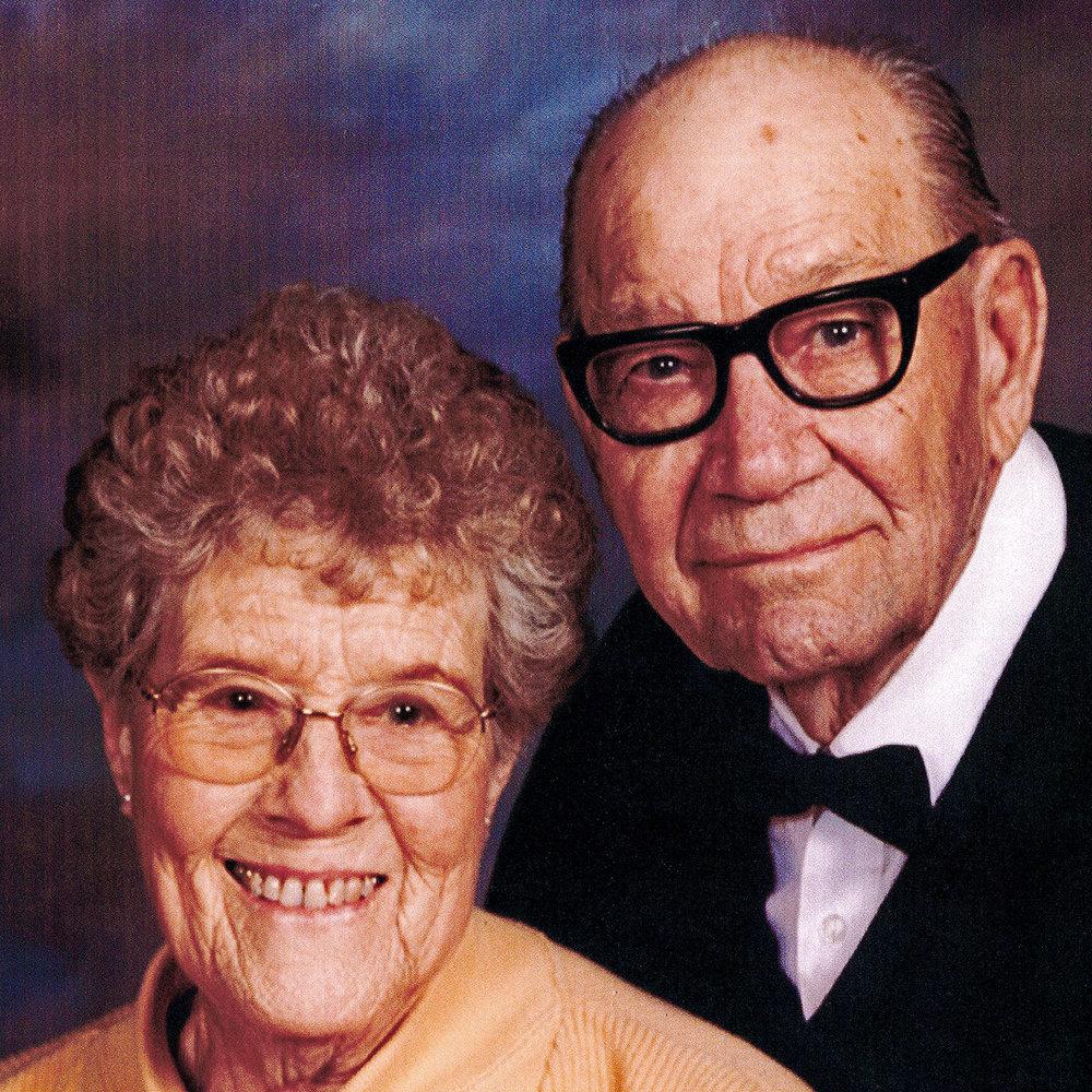 R.J. and Doris Thomas