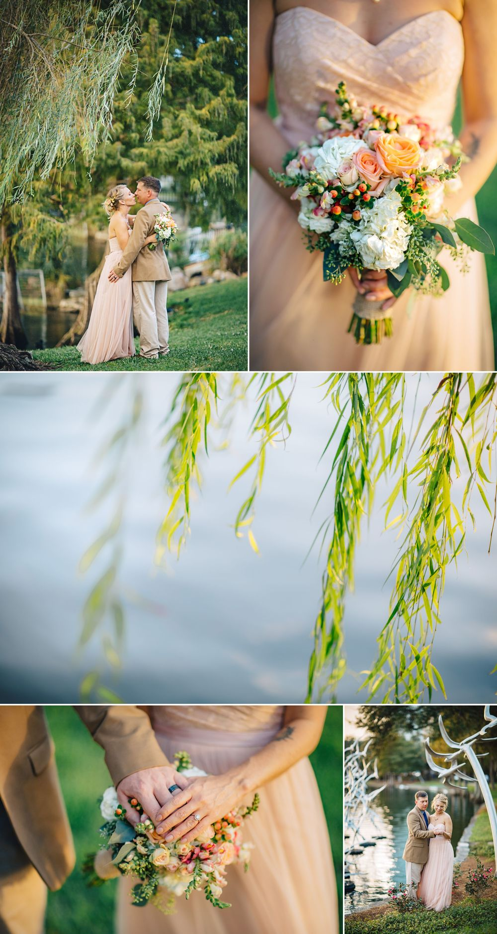 Organic Orlando Wedding Photos at Lake Eola in BHLDN Gown  ShainaDeCiryan.com 33.jpg