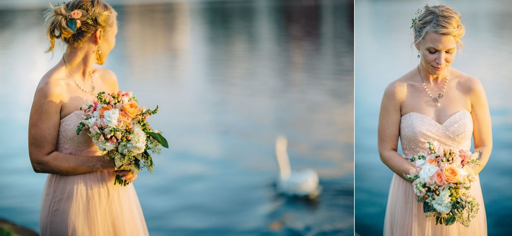 Romantic Orlando Bridal photos at Lake Eola in BHLDN Blush Gown .jpg