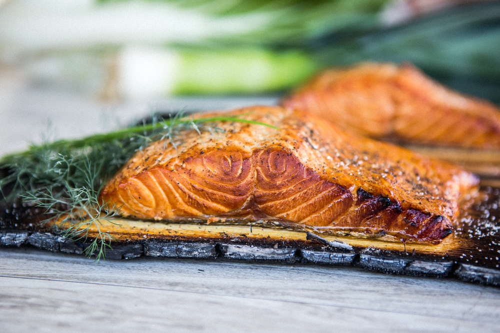 Experivida Food cedar Planked salmon grilled avocado organic vegetables cooking space girl-1761.jpg
