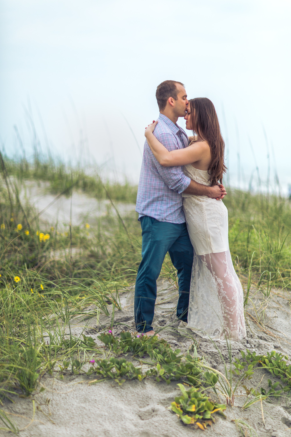 Tribe Archipelago LXC Cocoa Beach Engagement photography #LooksLikeFilm Space Coast Brevard photographer 39.jpg