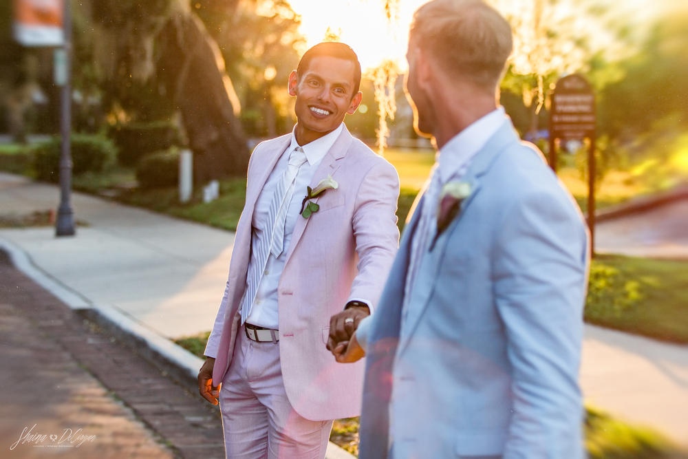 Hector and Richard- Winter park farmers market #wedding #gaywedding #goldenhour #lookslikefilm Blog 15.jpg