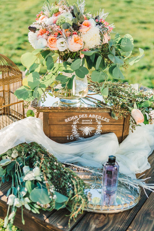 St. Augustine fine art wedding castillo de san marco floral wedding photographer shaina deciryan 14.jpg