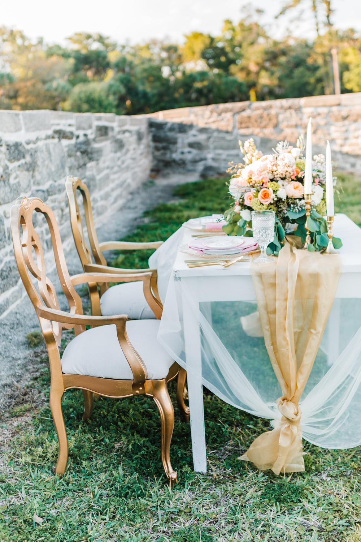 St. Augustine fine art wedding castillo de san marco floral wedding photographer shaina deciryan 33.jpg