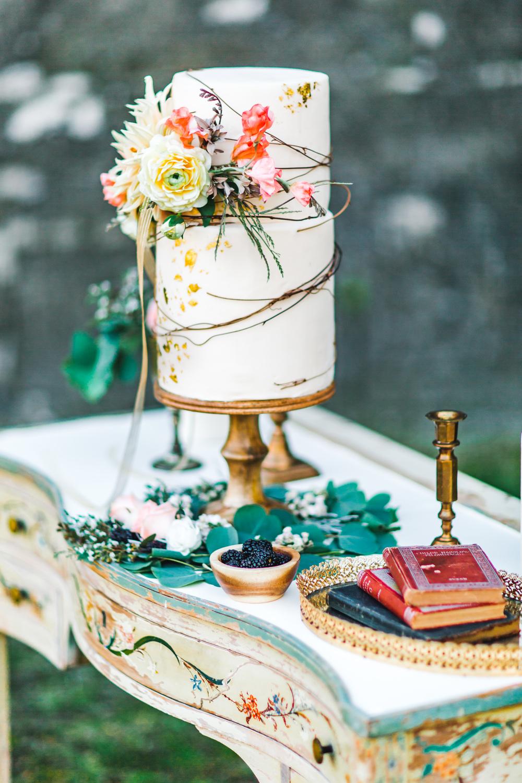St. Augustine fine art wedding castillo de san marco floral wedding photographer shaina deciryan 63.jpg