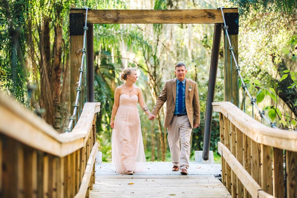 Langford & Azalea Dixon Park // Orlando, Florida