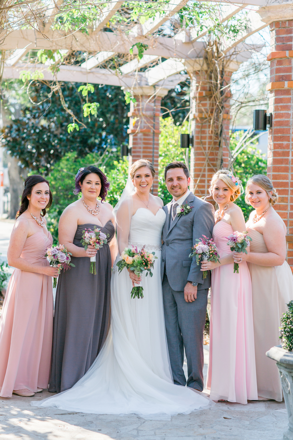Megan & Michael, May 20th, 2016, Winter Park Farmer's Market Wedding