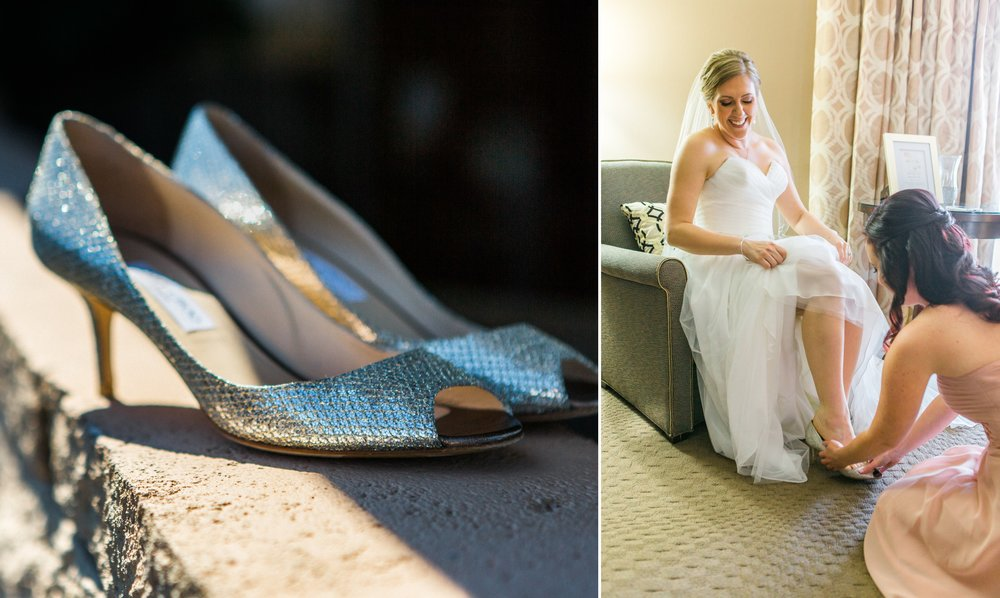 vera wang bridal shoes bride photos Winter Park Farmers Market Wedding